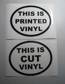 The Difference Between Printed Vinyl And Cut Vinyl Decals - Installing vinyl decals