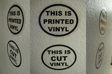 Print Vinyl Decals Custom Vinyl Decals - Custom printed vinyl decals